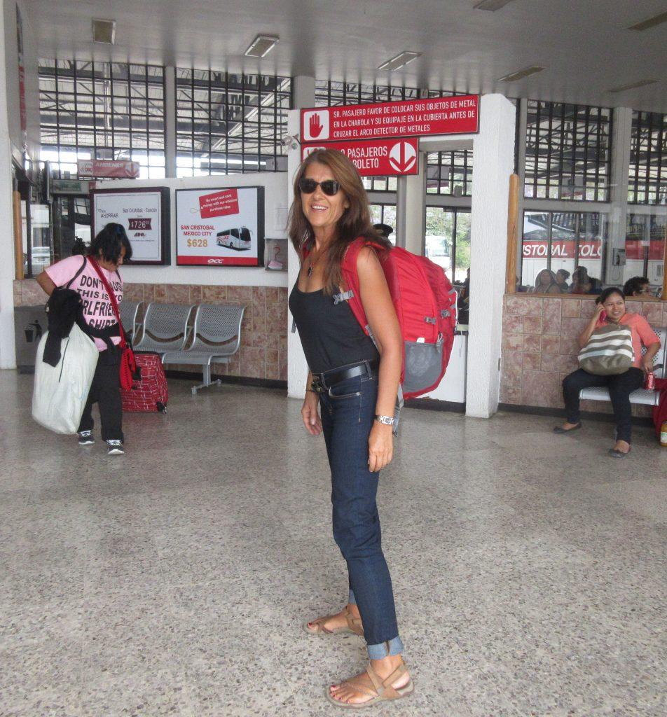 Brenda Bus Station San Cristobal